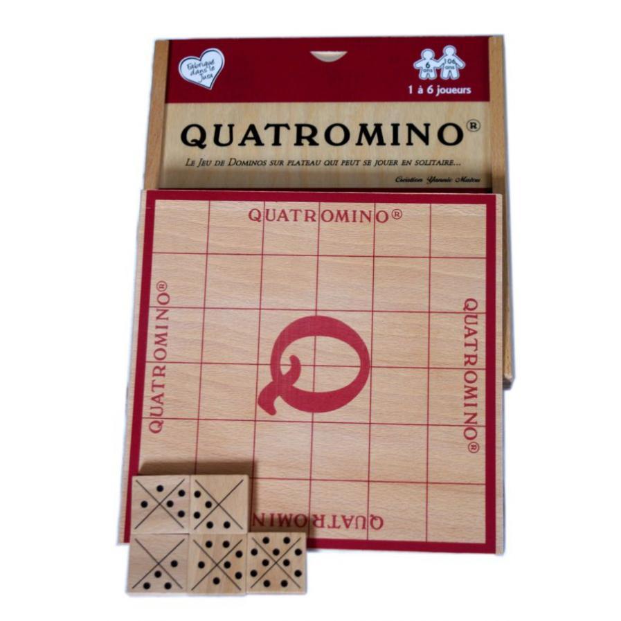 Quatromino