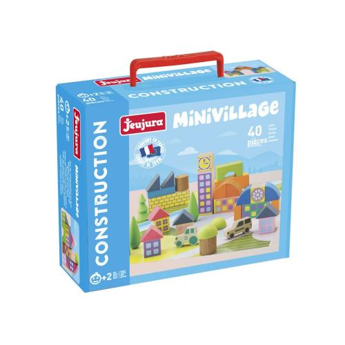 Jeu de Construction Mini village