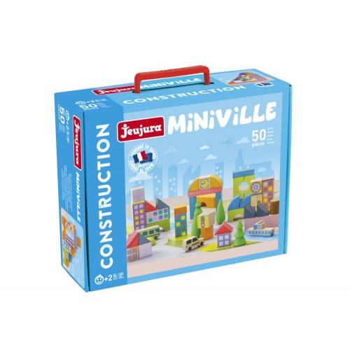 Jeu de Construction Mini ville