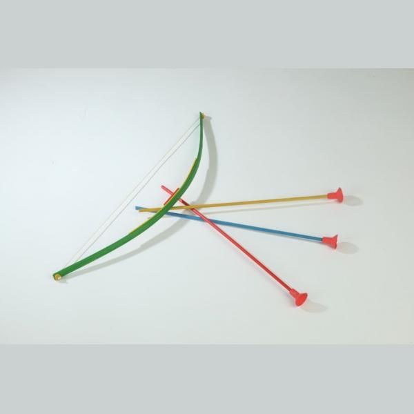 Arc en frêne GM avec flèches