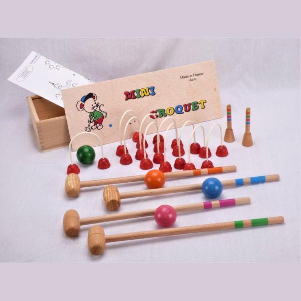 Mini Croquet