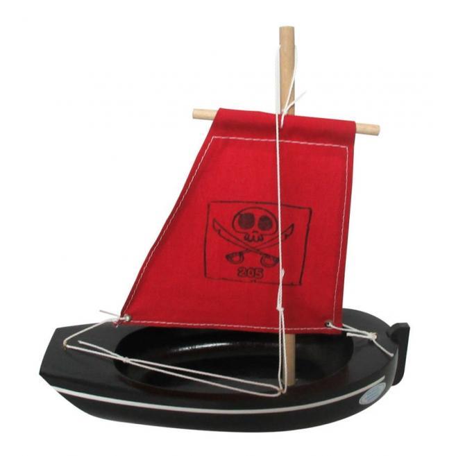 Bateau Thonier Tirot 22 cm pirate