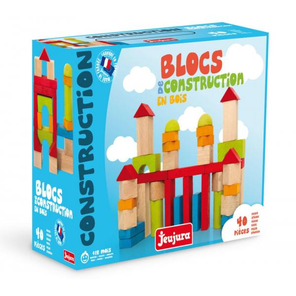 Blocs de Construction 40 pièces