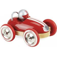 roadster vintage rouge