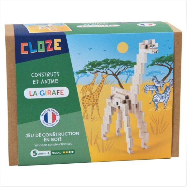 Kit Aventure Girafe