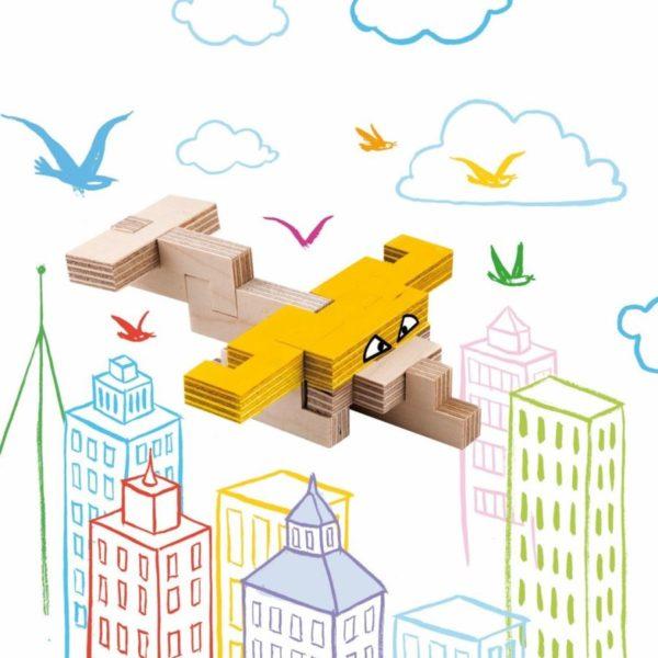 Kit Créatif Avion