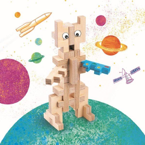 Kit Créatif Robot