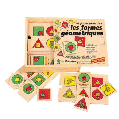 Loto des formes géométriques force 2