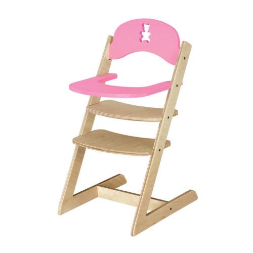 Chaise haute Nounours