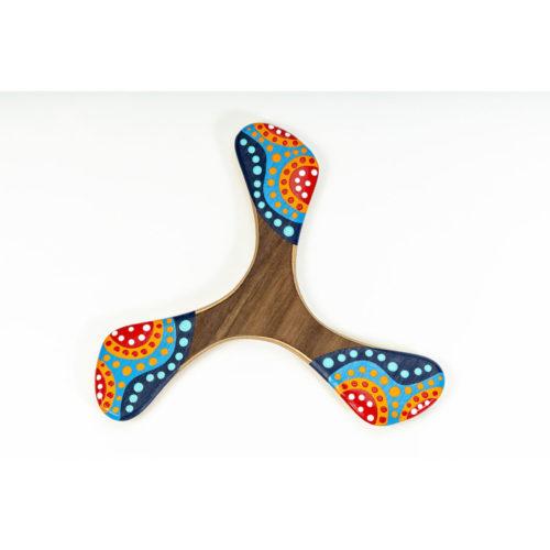 Boomerang Tripale Wankura